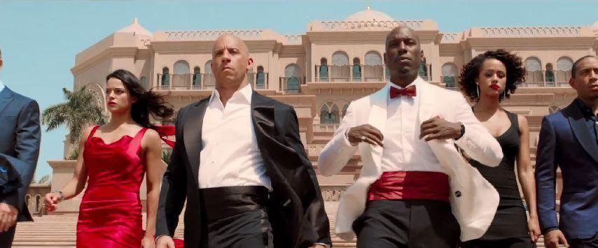 UAE's top trending movies