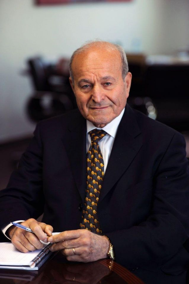The World's Richest Arabs 2014 - Construction and Property