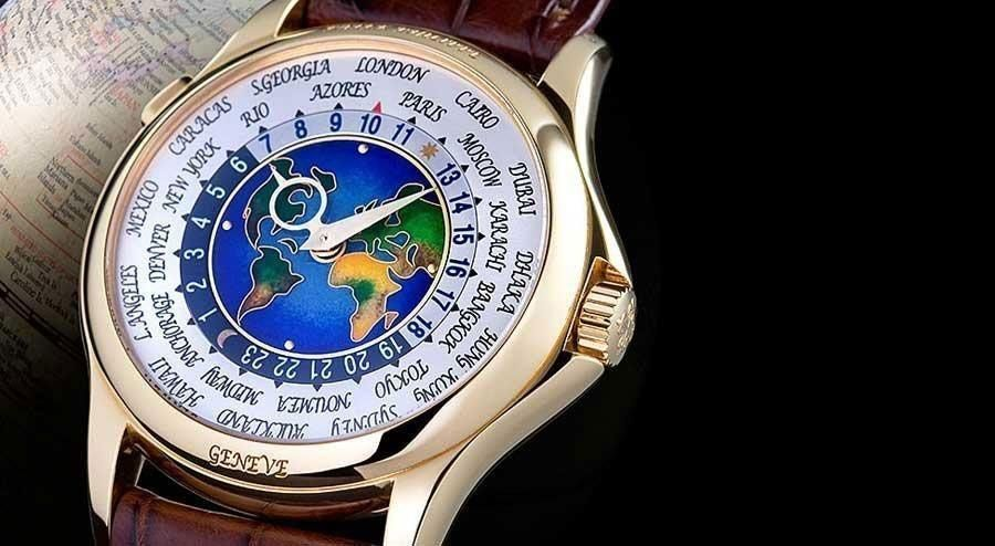 InPics: The world's most expensive watches