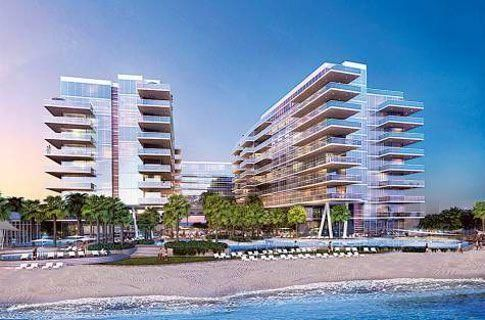 $408m luxury Palm residential project 'on track', says developer