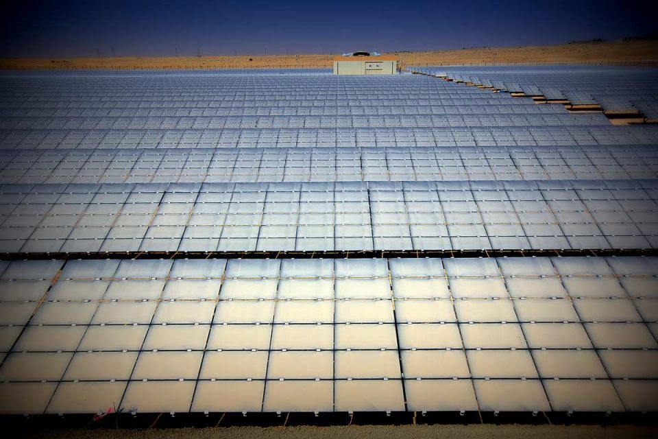 Kuwait starts operating its first ever solar power plant