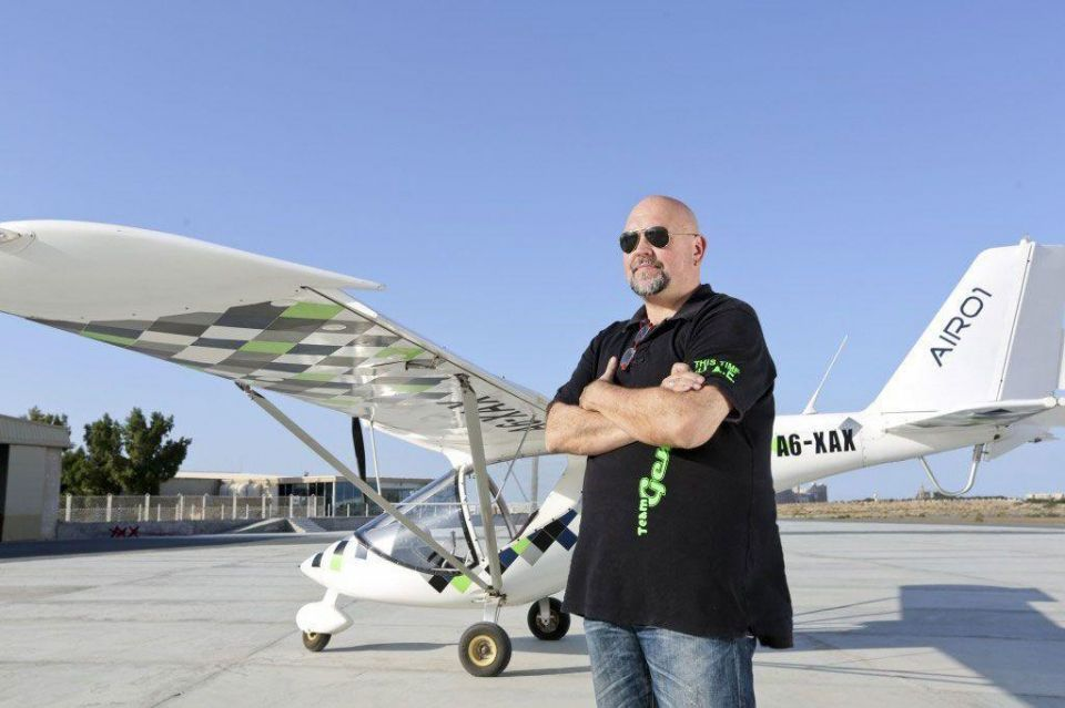 Genesis nears completion of first UAE-made aircraft