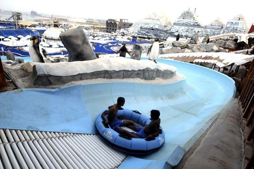RAK gov't buys luxury Banyan Tree desert resort