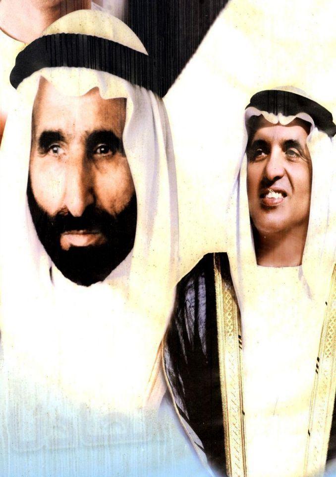 Ruler of Ras Al Khaimah dies