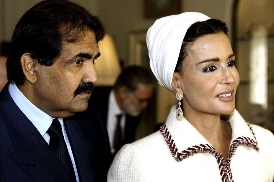 Facebook page calls for downfall of Qatar's Emir