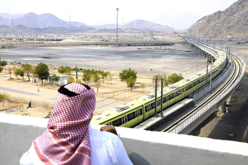 First phase of Makkah transport system 'ready for 2017'