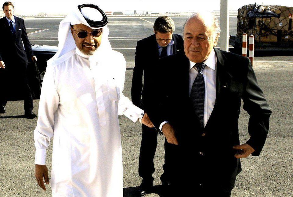 Qatar's Bin Hammam fails to win UEFA vote
