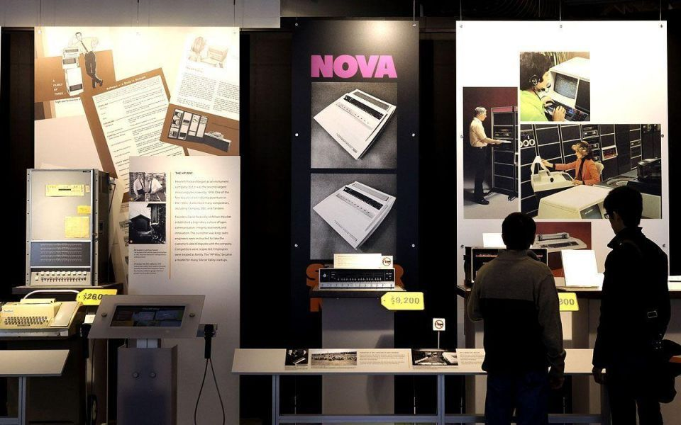 Computer History Museum reopens in California