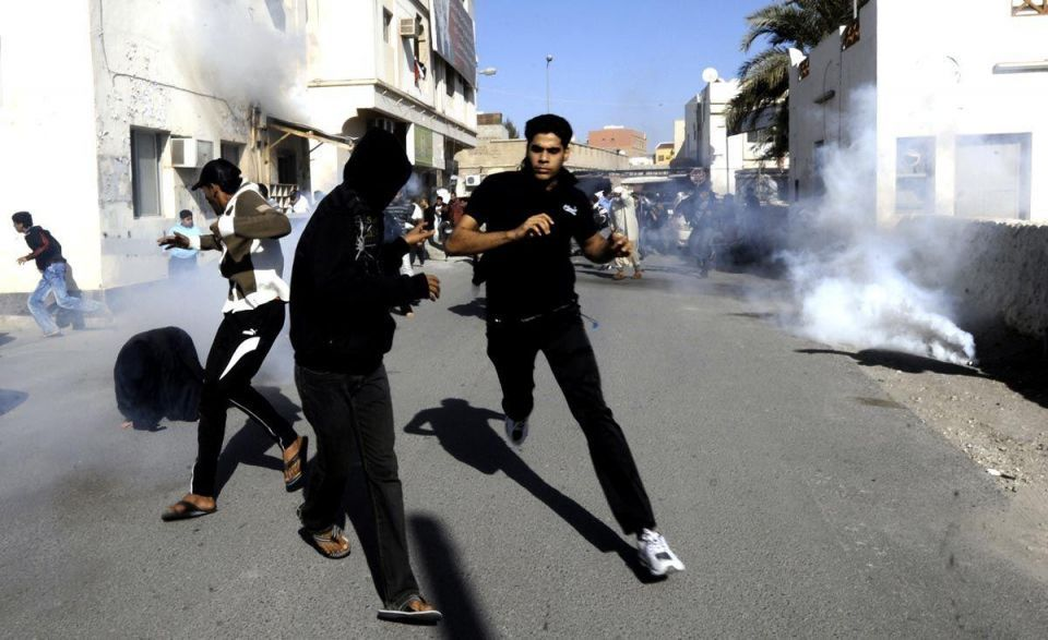 Bahrain admits 'excessive force' ahead of unrest report