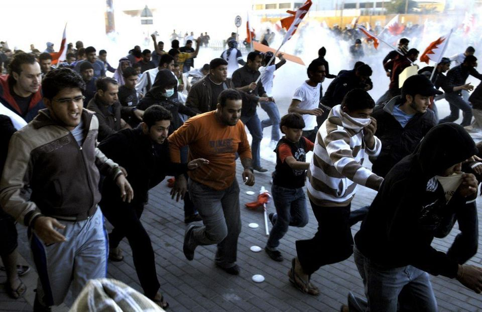 Protester killed in Bahrain 'Day of Rage' riots
