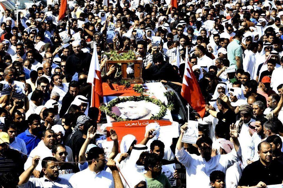 Bahrain F1 goes ahead today despite violence