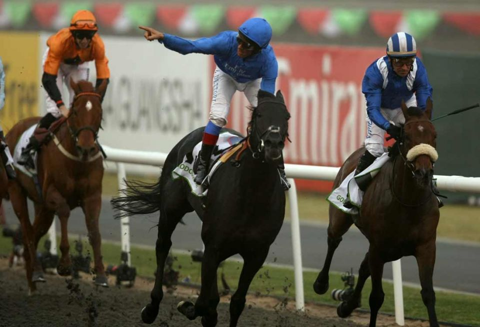 Dubai World Cup: The race and the winners