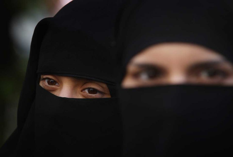Cleric faces backlash after 'burkas for babies' bid