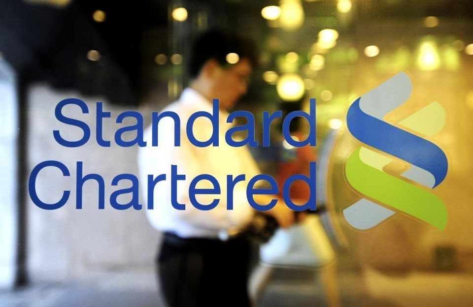 StanChart shares slump on Iranian dealings