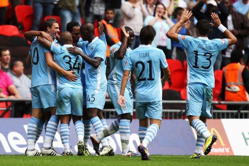 Man City loses in dramatic Community Shield clash