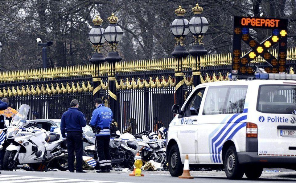 Suicide driver attacks Qatari motorcade in Belgium