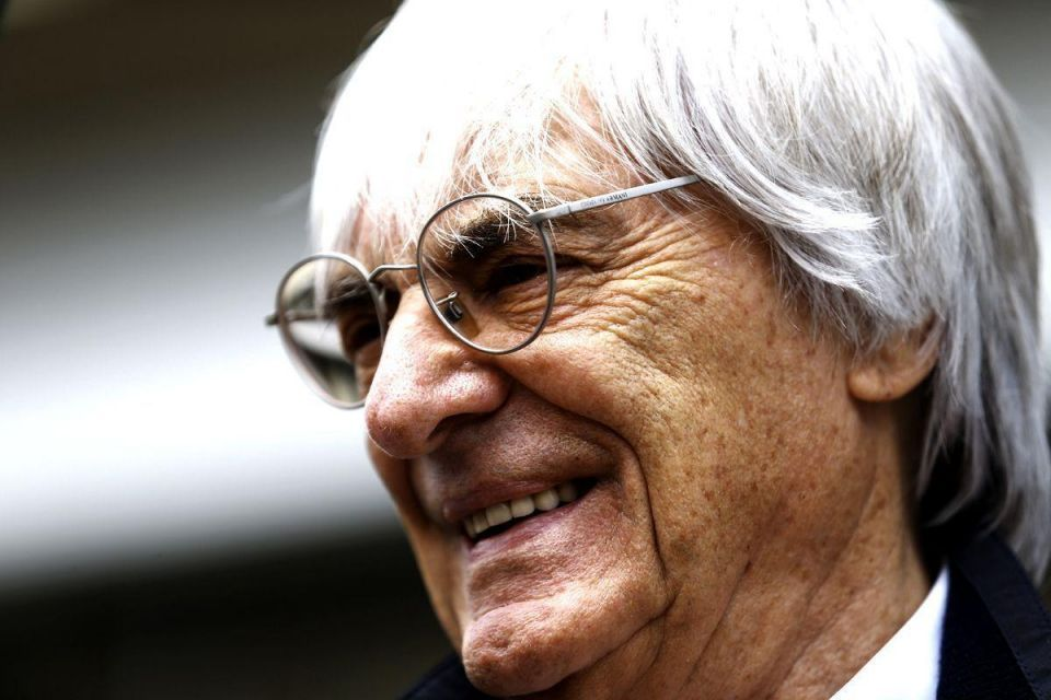 Formula One could be sold this year: Ecclestone