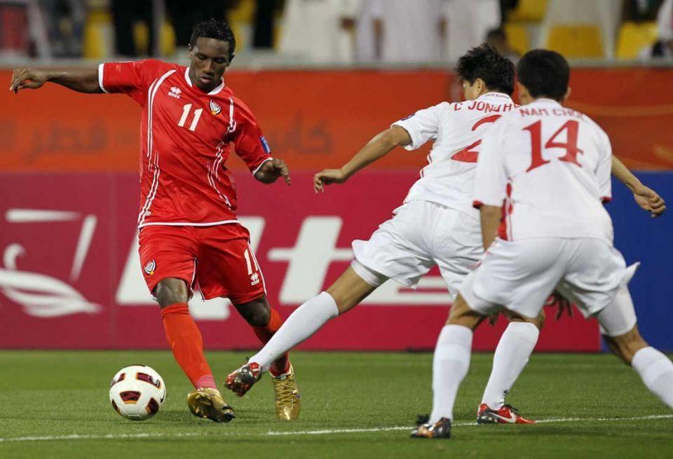 Olympics beckon for UAE soccer team