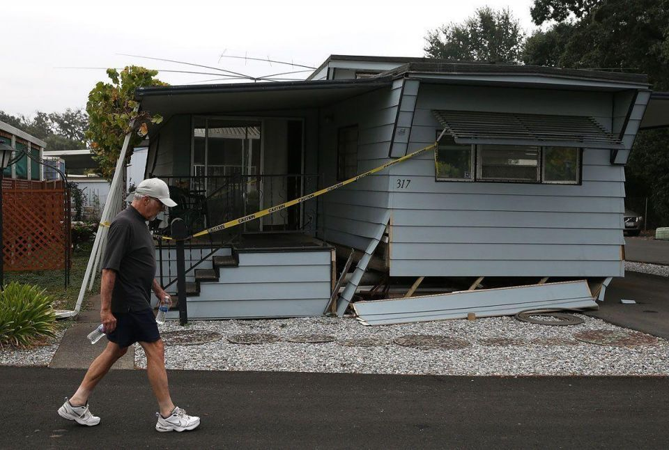 6.0 earthquake rattles San Francisco Bay area