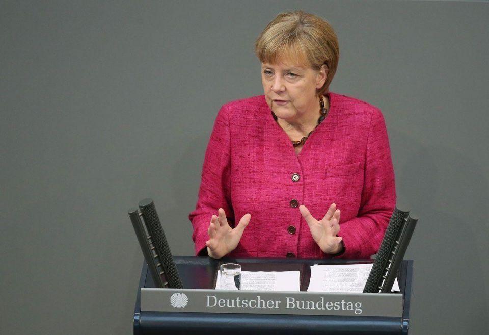 Emir assures Merkel that Qatar doesn't fund extremists