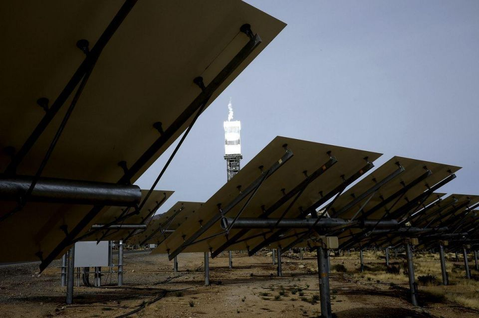Masdar says work starts on Mauritania solar projects