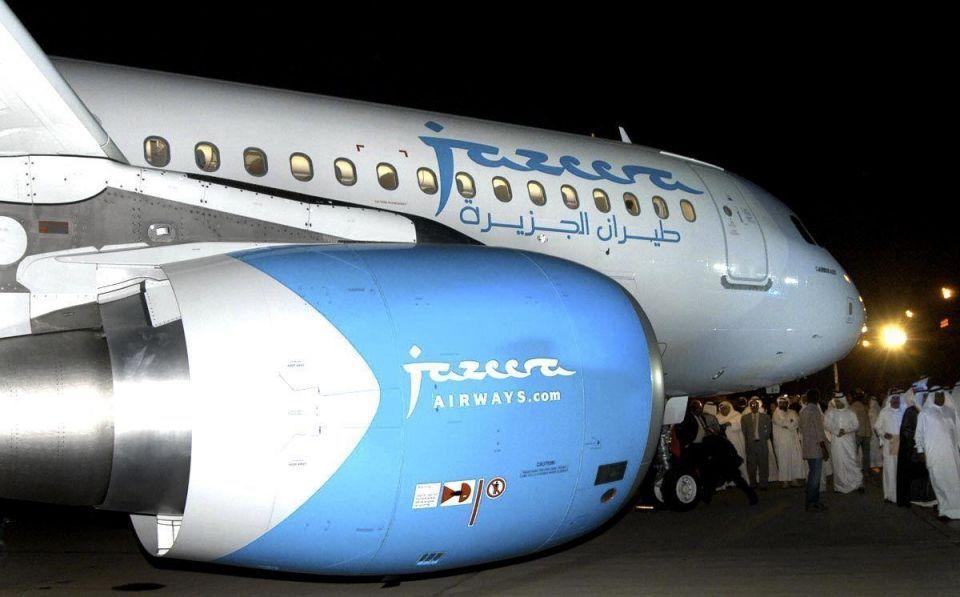 Jazeera Air unit leases planes to Virgin America