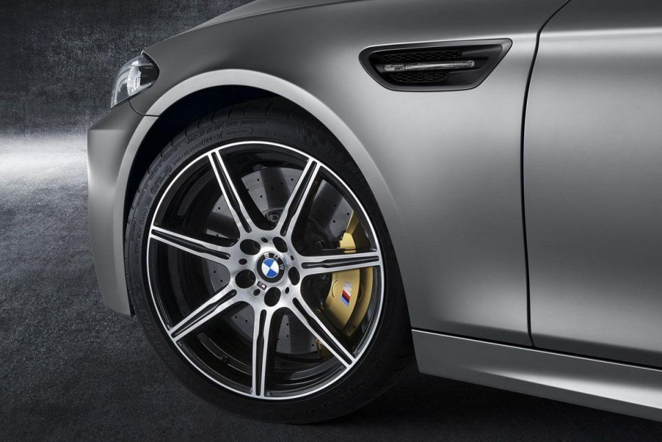 A closer look at the limited edition 2015 BMW M5
