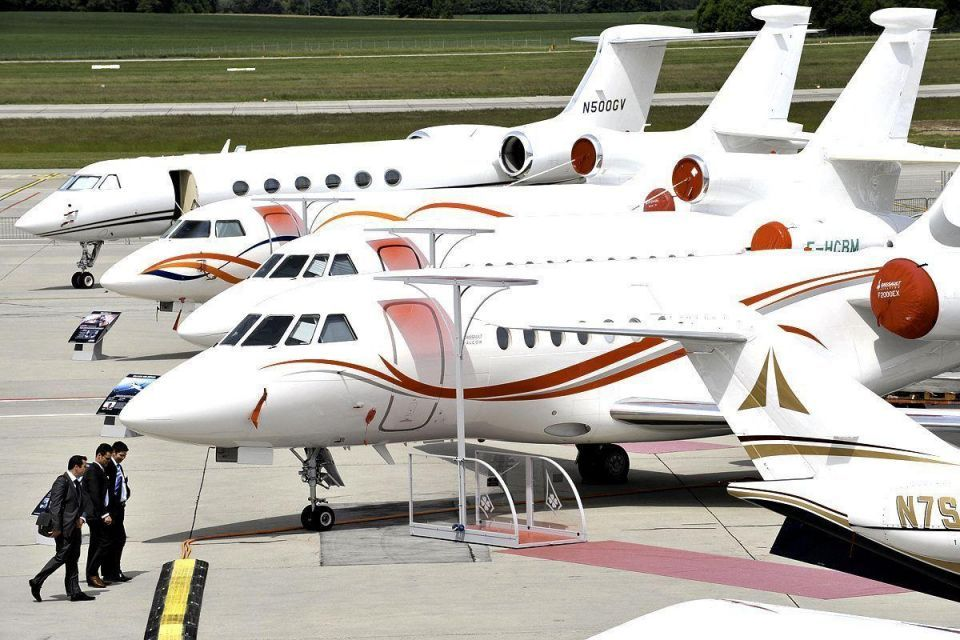 Private jet manufacturer looks to Middle East buyers