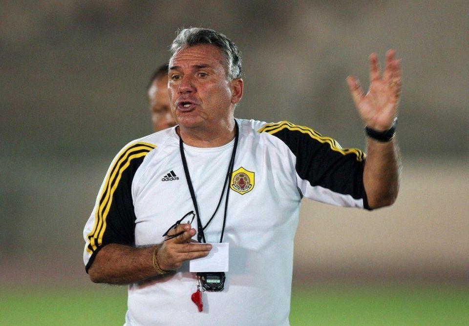 Qatar FA appoints Brazilian to coach national team
