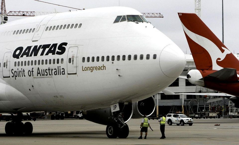 Qantas Middle East flights unaffected by A380 ban