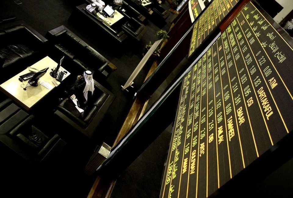 Dubai up for second day as property stocks gain