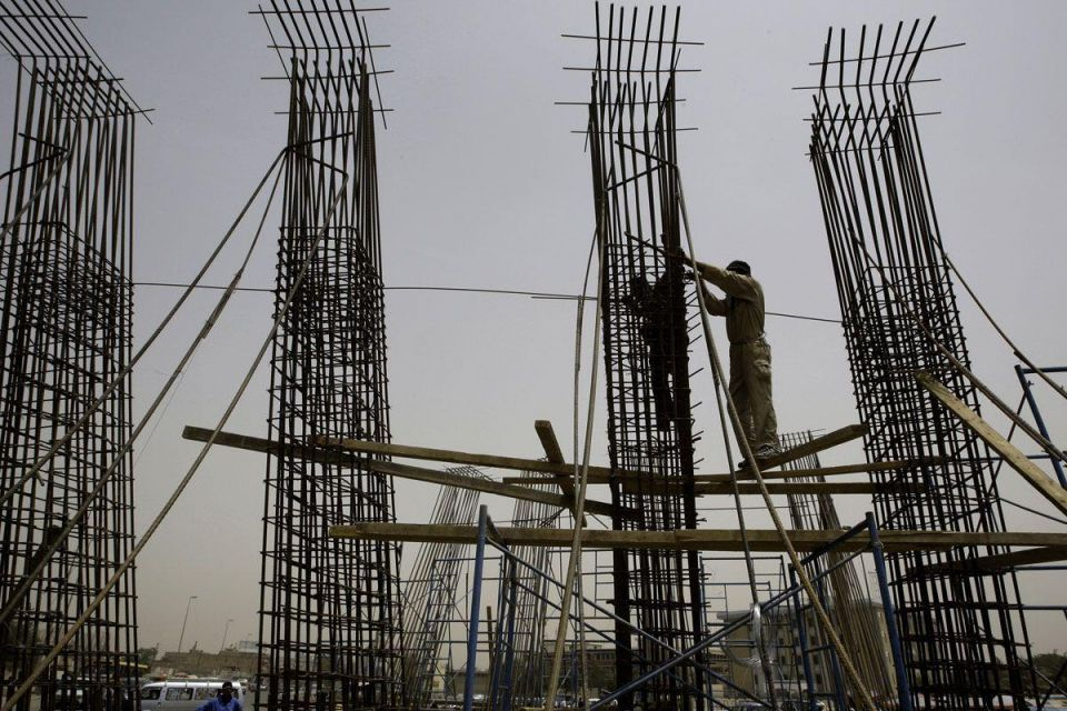 UK trade group upbeat on Mideast construction prospects