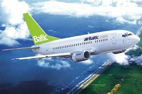 Latvia's AirBaltic likely next target for Etihad Regional - analysts