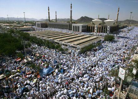 15% increase in Saudi pilgrims in 2010