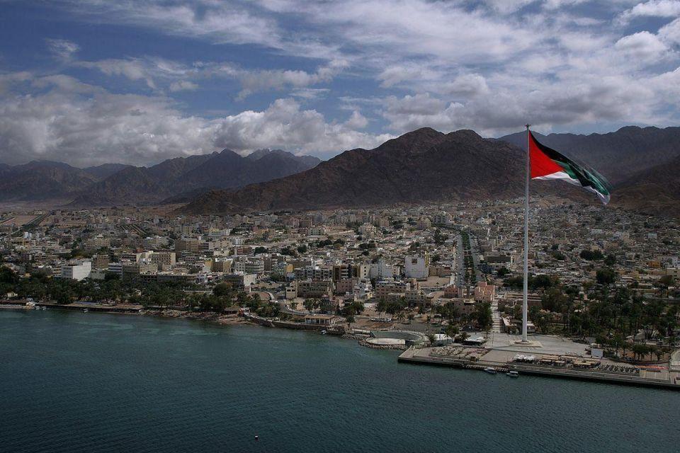 Jordan economy may flatline amid Arab Spring revolts