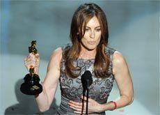Hurt Locker director pays tribute to Jordan