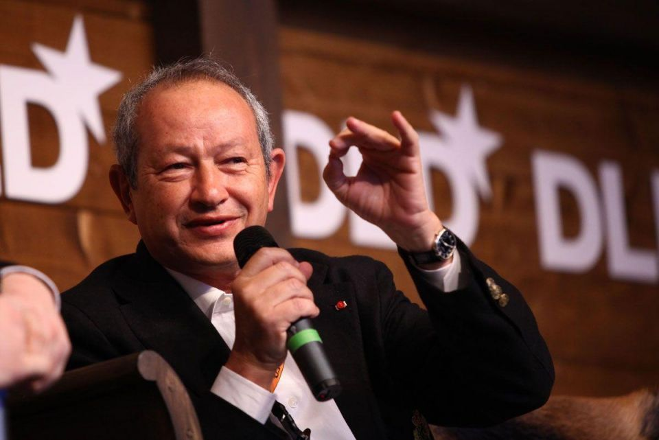 Sawiris family to invest in Egypt 'like never before'
