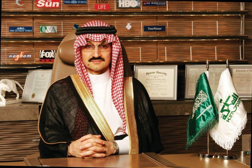 Alwaleed says no Arab country immune to unrest