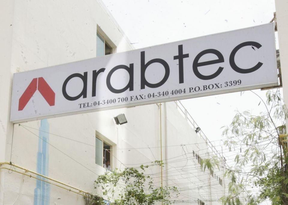 Dubai's Arabtec wins $42m deal for Cairo project
