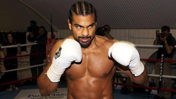 Boxing champ Haye eyes expansion after opening Dubai gym