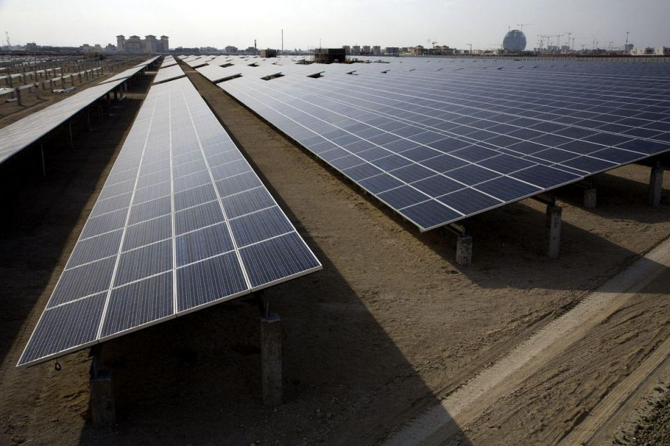 UAE's Environmena sees huge rise in 2016 solar contracts