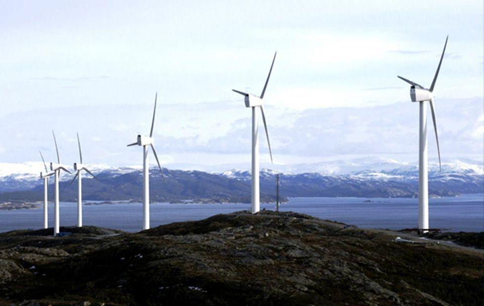 UAE's Masdar says financing secured for giant wind farm in Serbia