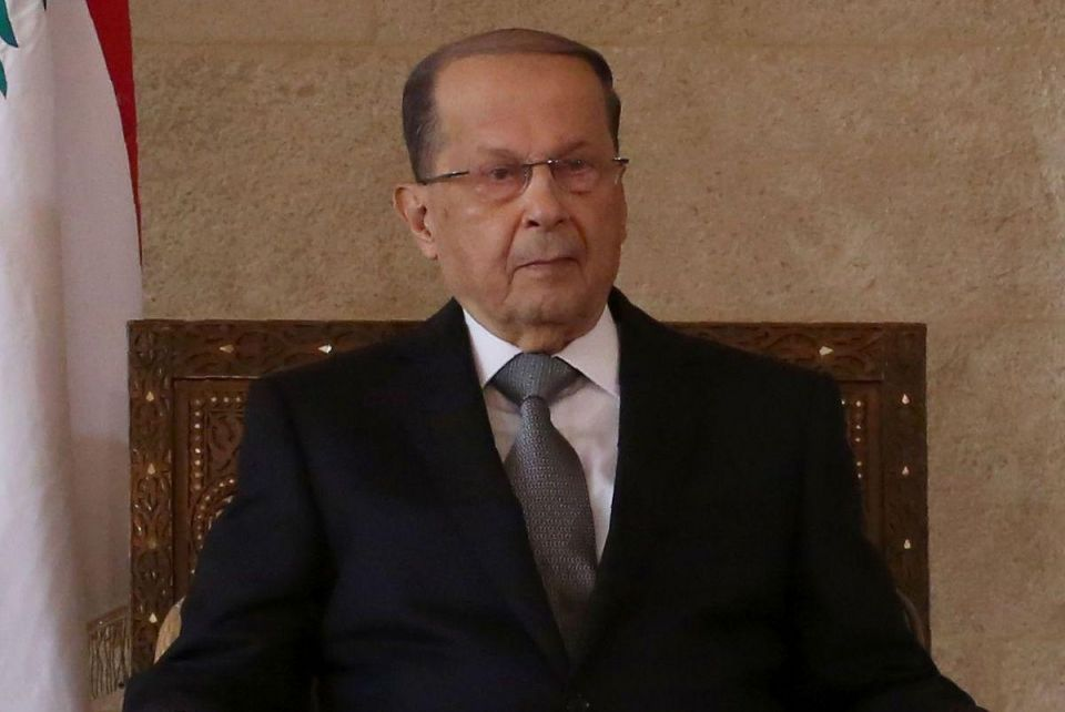 Lebanon's Aoun visits Riyadh to mend fences with Saudi Arabia