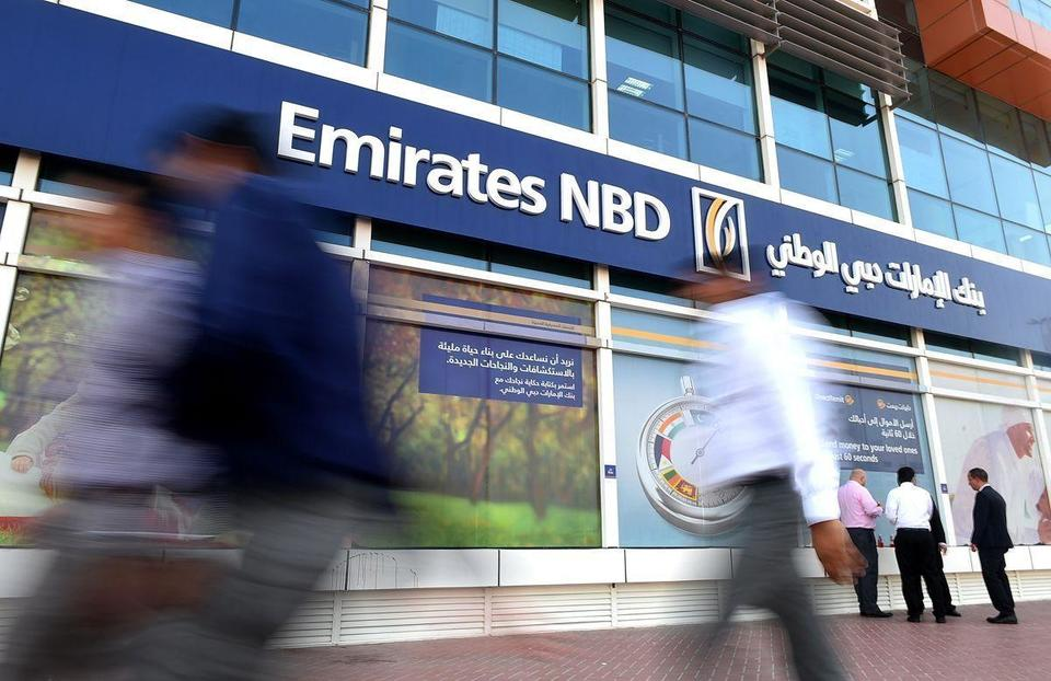 Emirates NBD sees UAE rate climb reversing on tax giveaway