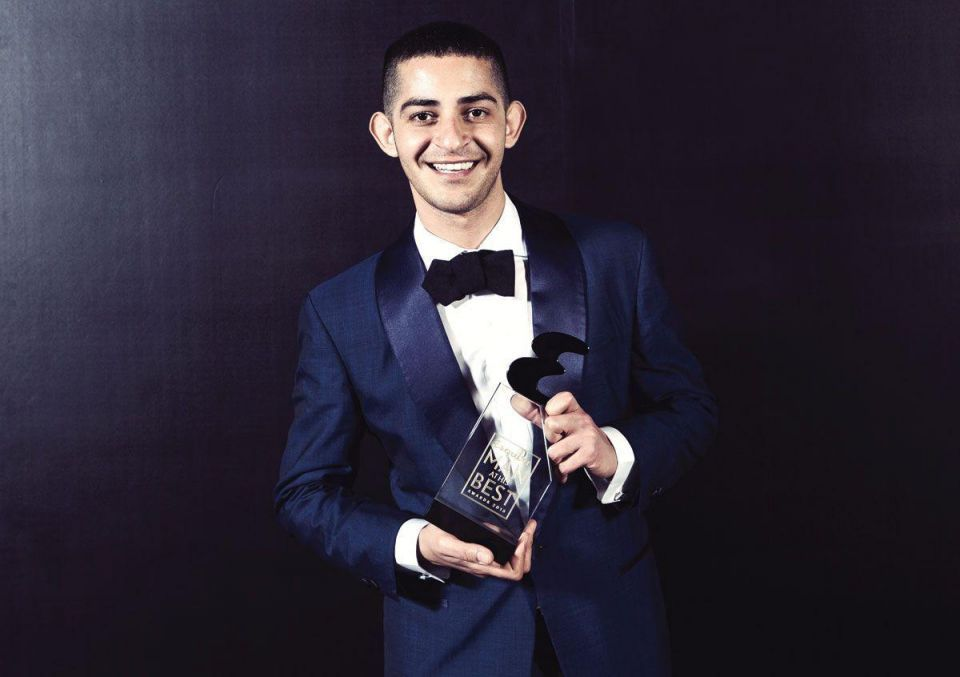 Former refugee from Palestine named as world's most influential young Arab