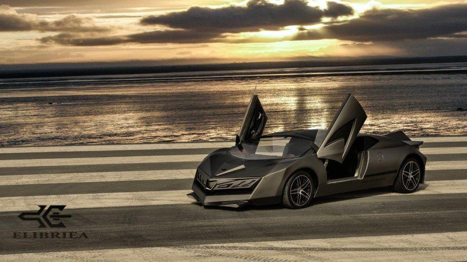 Qatar reveals first home-grown supercar