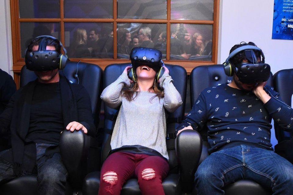 Apple building secret team to work on virtual reality headsets