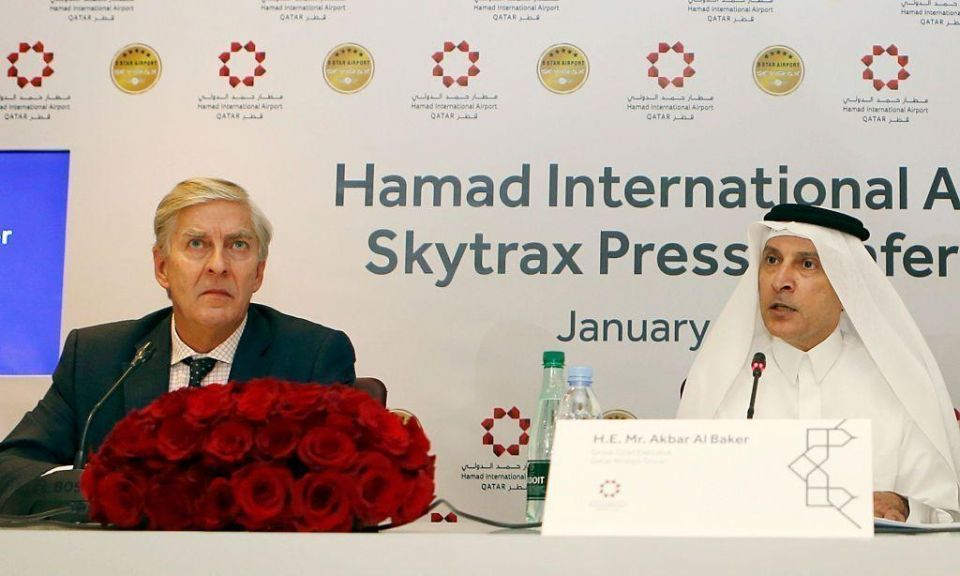 Qatar's Hamad International to boost capacity with major expansion plan