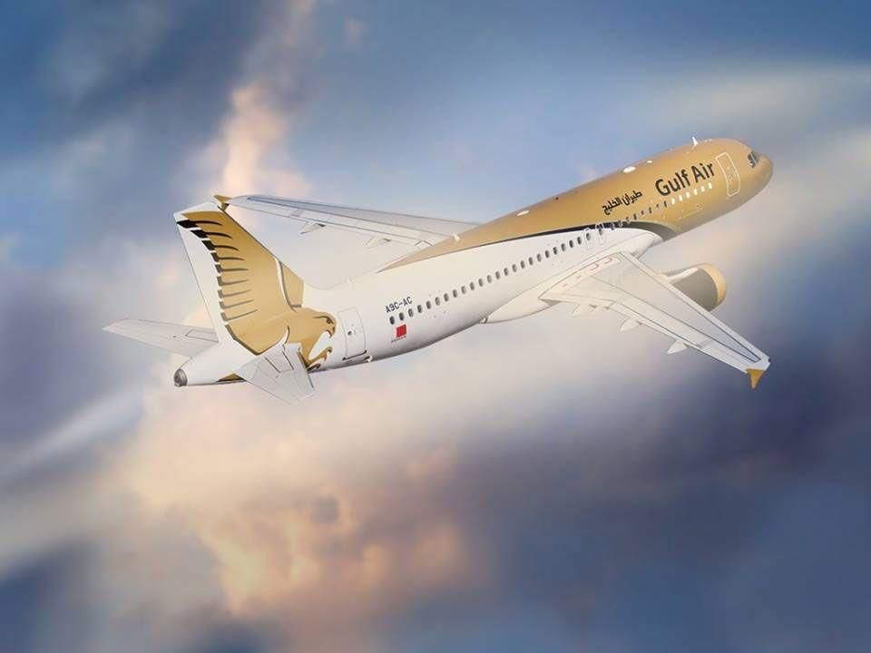 Bahrain's Gulf Air says flight returns to Manila after engine fails
