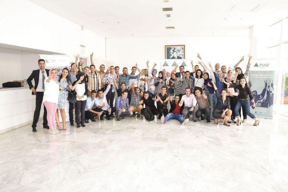 Injaz Al Arab: cultivating a generation of entrepreneurs